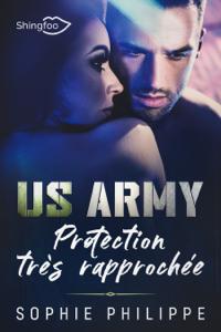 US ARMY : Protection très rapprochée Couverture de livre
