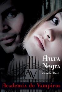 Aura negra Book Cover