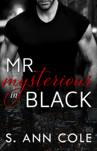 Mr. Mysterious in Black