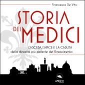 Storia dei Medici Book Cover