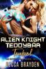 Becca Brayden - Alien Knight Teddybär Trubel Grafik