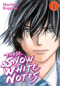 Those Snow White Notes volume 1 Book Cover