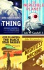 John W. Campbell Collection 4 Book: Who Goes There?, The Mightiest Machine, The Incredible Planet, The Black Star Passes.