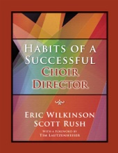 Habits of a Successful Choir Director