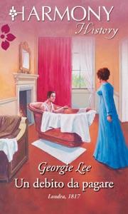 Un debito da pagare di Georgie Lee Copertina del libro