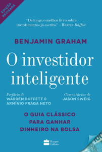 O investidor inteligente Book Cover