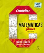Matemáticas fáciles para bachillerato Book Cover
