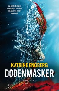 Dodenmasker Boekomslag