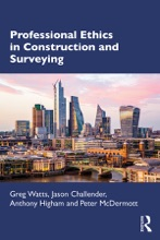 Professional Ethics In Construction And Surveying