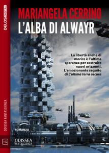 L'Alba di Alwayr Copertina del libro