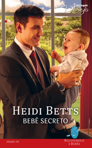 Bebê Secreto Book Cover