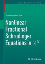 Nonlinear Fractional Schrödinger Equations in R^N