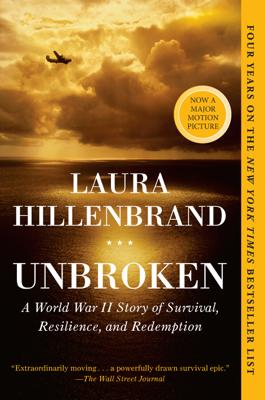 Unbroken - Laura Hillenbrand book