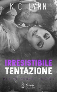 Irresistibile Tentazione Book Cover