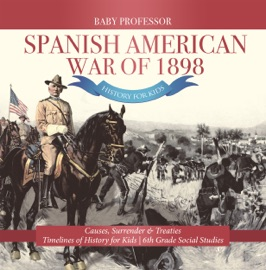 Spanish American War Of 1898 History For Kids Causes Surrender Treaties Timelines Of History For Kids 6th Grade Social Studies