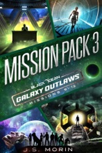 Galaxy Outlaws Mission Pack 3: Missions 9-12
