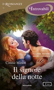 Il signore della notte (I Romanzi Introvabili) da Connie Mason Copertina del libro