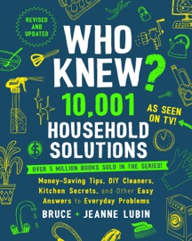 Who Knew 10 001 Household Solutions