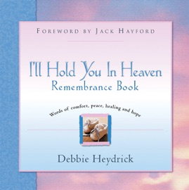 I Ll Hold You In Heaven Remembrance Book
