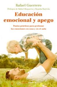 Educación emocional y apego Book Cover