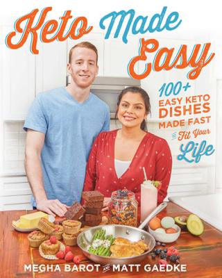Keto Made Easy - Megha Barot book