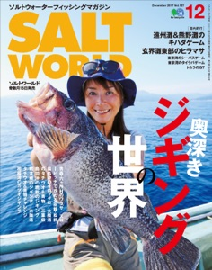 SALT WORLD 2017年12月号 Vol.127 Book Cover