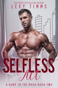 Selfless Act Book Cover