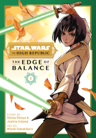 Star Wars: The High Republic: Edge of Balance, Vol. 1