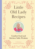 Little Old Lady Recipes Book Cover