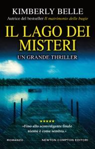 Il lago dei misteri Book Cover