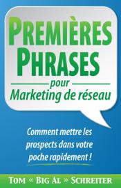 PREMIÈRES PHRASES pour Marketing de réseau
