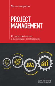 Project Management Copertina del libro