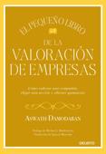 El pequeño libro de la valoración de empresas Book Cover