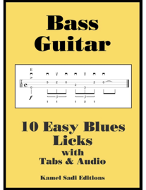 Bass Guitar book
