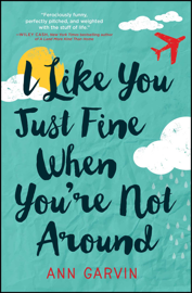 I Like You Just Fine When You're Not Around - Ann Garvin book summary