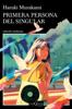 Haruki Murakami - Primera persona del singular portada