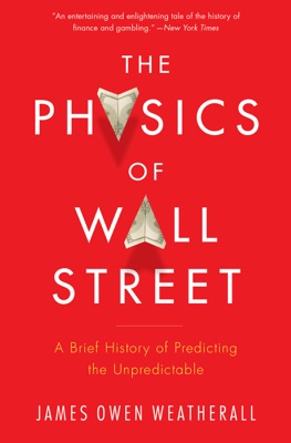 The Physics of Wall Street