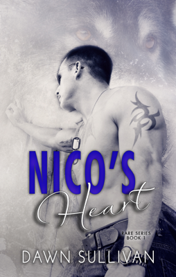 Nico's Heart - Dawn Sullivan book