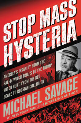 Stop Mass Hysteria - Michael Savage book