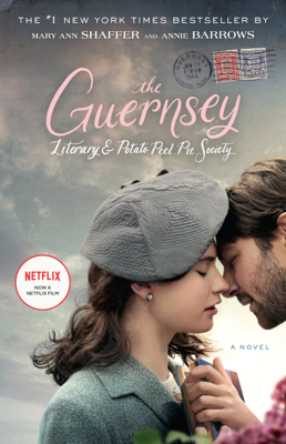 The Guernsey Literary and Potato Peel Pie Society - Mary Ann Shaffer & Annie Barrows book