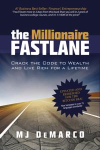 The Millionaire Fastlane La couverture du livre martien