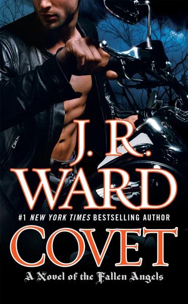 Covet - J.R. Ward book cover