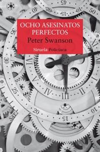 Ocho asesinatos perfectos Book Cover