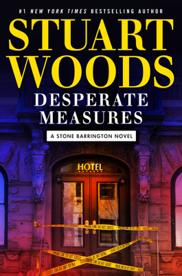 Desperate Measures - Stuart Woods book