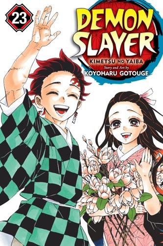 Demon Slayer: Kimetsu no Yaiba, Vol. 23 E-Book Download