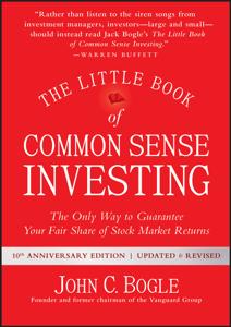 The Little Book of Common Sense Investing Copertina del libro