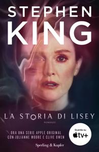 La storia di Lisey Copertina del libro