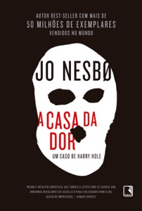 A casa da dor Book Cover
