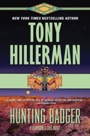 Hunting Badger - Tony Hillerman by  Tony Hillerman PDF Download