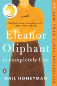 Eleanor Oliphant Is Completely Fine Book Cover